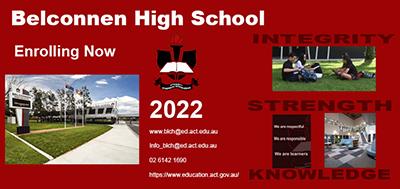 2022 Enrolments flyer