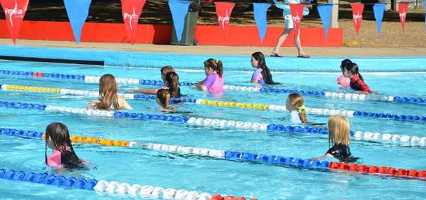Aquatic activities