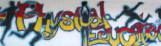 Art - Street art - PE
